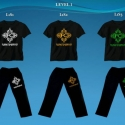 FC Level 1 Uniforms Stage 1,2, & 3