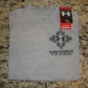 FC Under Armour Signature T-Shirts (Grey)